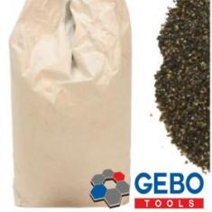 Oxid de aluminiu maro, material pentru sablare 25 kg - Dispozitiv de sablare service