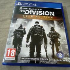 Joc Tom clancy's The Division, PS4, original, alte sute de jocuri! - Jocuri PS4, Shooting, 18+, Multiplayer