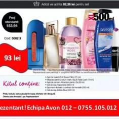 6 produse intr-un singur set la un super pret! - Set parfum Avon