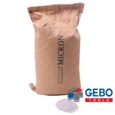 Grit din sticla pentru sablare 100-200 micron 25kg - Dispozitiv de sablare service