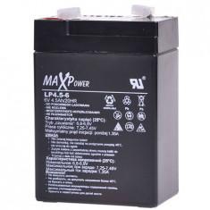 ACUMULATOR STATIONAR SLA 6V 4.5AH MAXPOWER