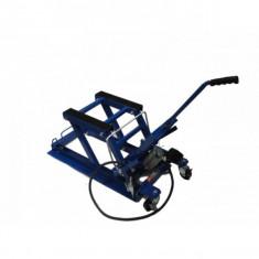 Elevator motocicleta hidro-pneumatic 680kg Cod: T61001A - Elevator motociclete