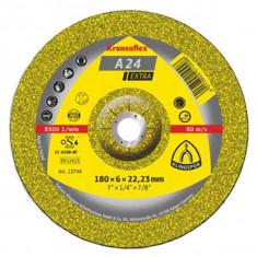 Disc taiat metal 180x3, 3x22, 23mm, Panza flex - Masa pentru taiat