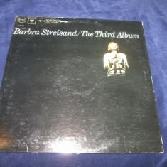 Barbara STreisand - The Tird Album _ vinyl,LP _ Pop (SUA)
