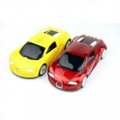 Radio MP3 Boxa USB+Slot Masinuta Bugatti Veyron WS-700RL - Boxa portabila