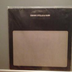 CROSBY, STILLS & NASH - ALBUM (1977/ATLANTIC/USA) - Vinil/Rock/Impecabil - Muzica Rock