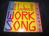 """Bill Laswell - Worksong _ vinyl,12"""" _ Megadisc (Olanda), VINIL"""