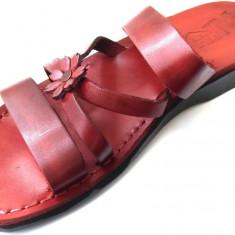 Sandale Dama Flower Maro x