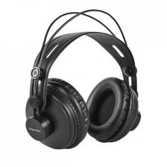 CASTI STUDIO MODEL MONITOR KRUGER&MATZ, Casti On Ear, Cu fir, Mufa 3, 5mm, Active Noise Cancelling