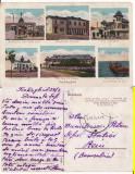 Techirghiol (Dobrogea, Constanta )-Sanatoriul evreiesc-Iudaica, Circulata, Printata