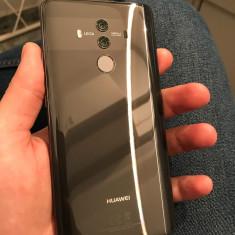 Huawei Mate 10 Pro Dual Sim Titanium Silver 128GB 6GB RAM - Telefon Huawei, Gri, Neblocat, Octa core, 4 GB
