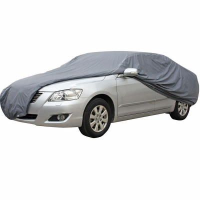 Husa auto exterioara model hatchback, 430 x 160 x 120 cm foto