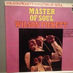 WILSON PICKETT - MASTER OF SOUL(1974/SUNSET/RFG) - Vinil/Vinyl/Soul