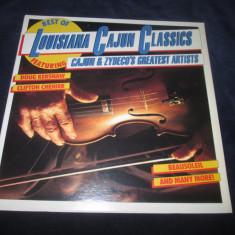 various - Best Of Louisiana Cajun Classics _ vinyl,LP _ Mardi Gras Records (SUA)