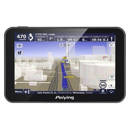 GPS 5 INCH PEIYING foto mare