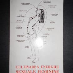 MANTAK & MANEEWAN CHIA - CULTIVAREA ENERGIEI SEXUALE FEMININE - Carte paranormal