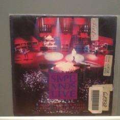 SIMPLE MINDS - LIVE:PROMISED YOU A MIRACLE(1987/VIRGIN/RFG) - Vinil Single '7/NM - Muzica Pop virgin records
