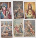 ICONIŢE CATOLICE VECHI-ANII 30-40, Circulata, Fotografie