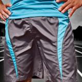 Şort MicroLite din fâş Unisex - Echipament Fitness, Running, Pantaloni scurti, L, M, S