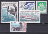 TAAF  1994 fauna  caini  navigatie  minerale    MNH  w47, Nestampilat
