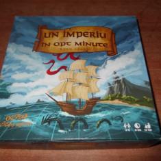 Boardgame Un imperiu in 8 minute - Joc board game