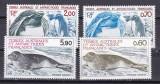 TAAF  1984  fauna  MI 184-187   MNH  w47, Nestampilat