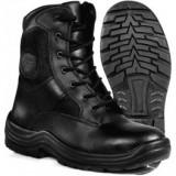 Bocanci armata, jandarmerie, militari, security, timp liber - Bocanci barbati, Marime: 42, Culoare: Negru