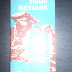 NESTOR URECHIA - VRAJA BUCEGILOR - Carte de calatorie