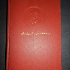 MIHAIL SADOVEANU - OPERE volumul 4 - Roman