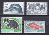 TAAF  1994 fauna  pisici  MI 316-319   MNH  w47, Nestampilat