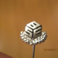 Insigna tip Pin- Germania- BSE argint - Jubiliare