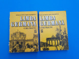LIMBA GERMANA CURS PRACTIC ^ Emilia Savin = 2 volume an 1992