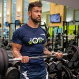 Tricou Spiro cu model -Echipament Fitness, Running, Tricouri, L, M, S, Fitness & Yoga