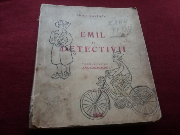 ERICH KASTNER - EMIL SI DETECTIVII 1945