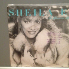 SHEILA E. - THE GLAMOUROUS LIFE (1984/WARNER/RFG) - Vinil Single pe '7/Impecabil - Muzica Pop
