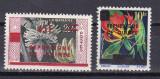 Guineea  1959  fructe  flori  MI 1-2   MNH  w47, Nestampilat