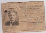 CARTE IDENTITATE C.F.R.-ANII 40