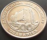 Moneda EXOTICA 500 GUARANIES - PARAGUAY, anul 2012   *cod 1524