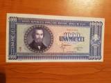 BANCNOTA 1000 LEI, ANUL 1950, BANCNOTE ROMANESTI, STARE IMPECABILA