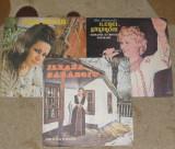 Vinyl/vinil 3 LP Ileana Sararoiu(Romante, Zori de ziua ,EPE01053 ) toate 20 lei