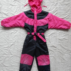 Costum ski C&A; marime 122 cm inaltime copii; impecabil, ca nou - Echipament ski