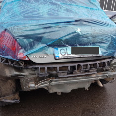 Peugeot 207 Trendy avariat, An Fabricatie: 2008, Benzina, 1397 cmc, 95622 km