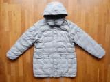 Geaca Zara Collection; umplutura puf natural. Marime XL, vezi dimensiuni exacte