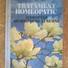 M. Chirila, P. Chirila - Tratament homeopatic