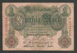 GERMANIA  50   MARK MARCI  1910   [1]  P - 41