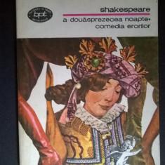 William Shakespeare – A douasprezecea noapte * Comedia erorilor - Carte Teatru