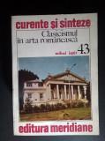 Mihai Ispir - Clasicismul in arta romaneasca