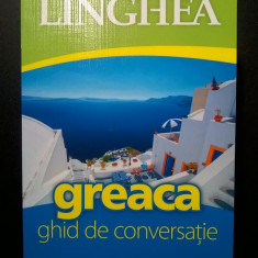 Linghea Greaca ghid de conversatie cu dictionar si gramatica