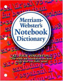 Merriam-Webster's Notebook Dictionary#