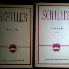 Friedrich Schiller – Teatru {2 volume} - Carte Teatru
